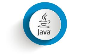 Java Entwickler Job Button