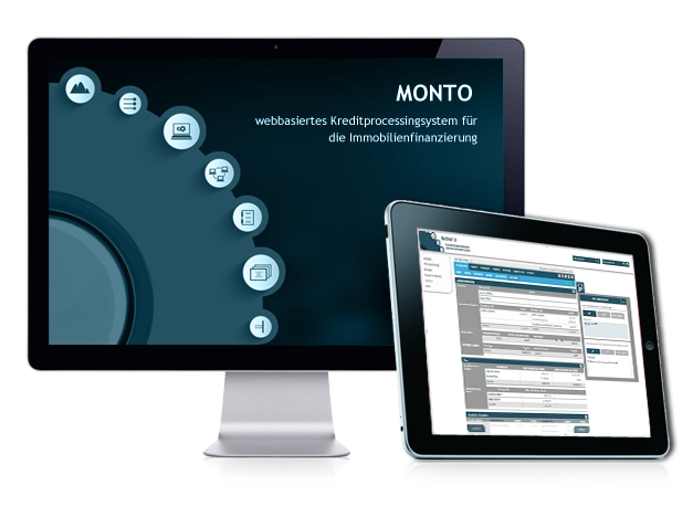 Monto Monitor Tablet