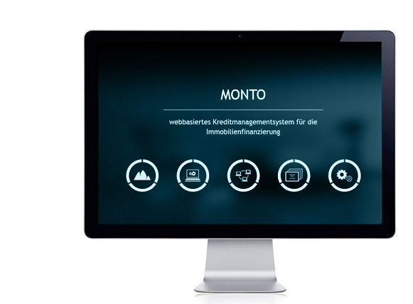 MONTO Kreditprocessingsystem Software