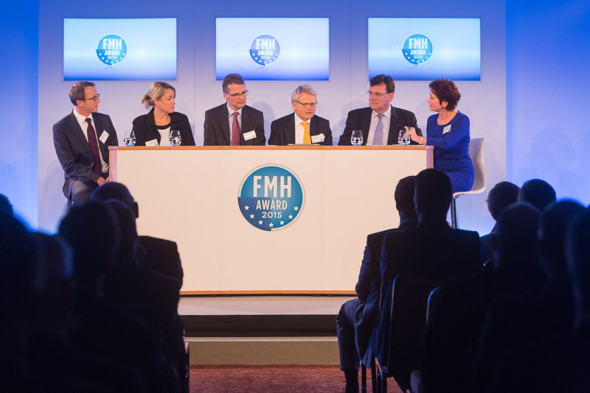 Podiumsdiskussion FMH Award