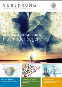 Magazin Vorsprung Ausgabe Dezember 2015