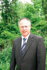 Porträtbild Peter Freckmann