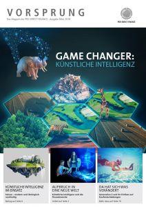 Magazin Vorsprung März 2018 Künstliche Intelligenz