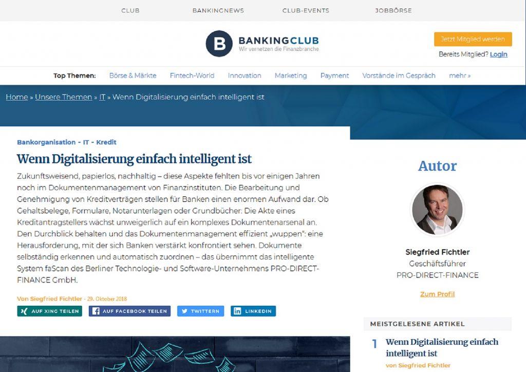 BankingClub PDF Teaserbild