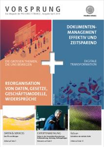 Cover Vorsprung PRO-DIRECT-FINANCE