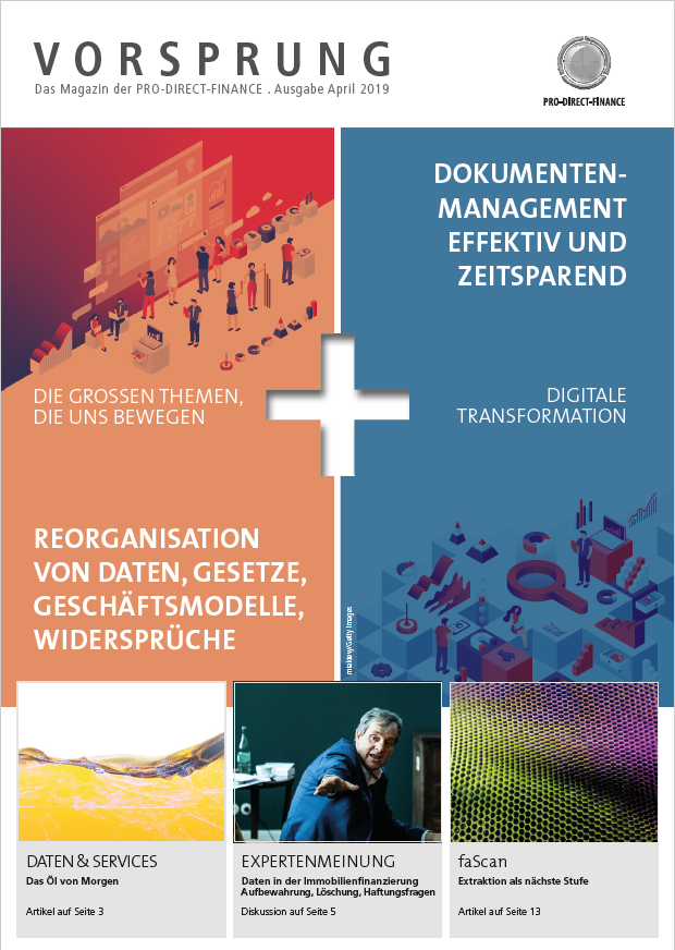 Cover Vorsprung PRO-DIRECT-FINANCE